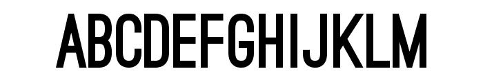 Ostrich Sans Black Font LOWERCASE