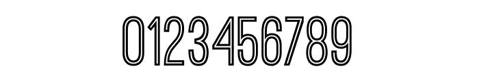 OstrichSansInline Font OTHER CHARS