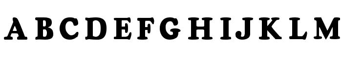 OswaldGrey Regular Font UPPERCASE