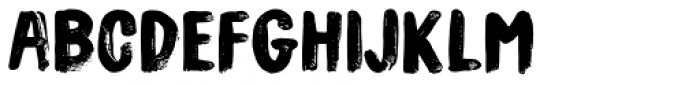 Osculate Font UPPERCASE