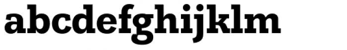 Osiris BQ Medium Font LOWERCASE