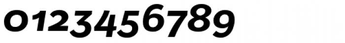 Osnova Alt Cyrillic Bold Italic Font OTHER CHARS