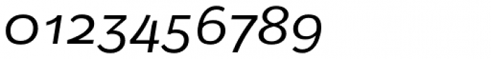 Osnova Alt Cyrillic Italic Font OTHER CHARS