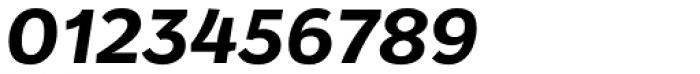 Osnova Cyrillic Bold Italic Font OTHER CHARS