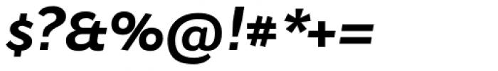 Osnova Fancy Std Bold Italic Font OTHER CHARS