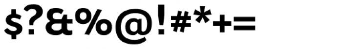 Osnova Fancy Std Bold Font OTHER CHARS