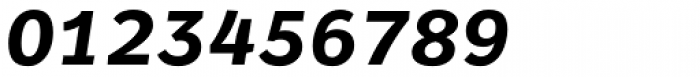 Osnova Navigation Cyrillic Bold Italic Font OTHER CHARS