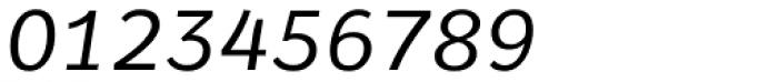 Osnova Navigation Std Italic Font OTHER CHARS