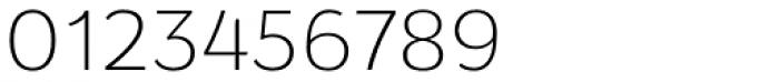 Osnova Pro Light Font OTHER CHARS