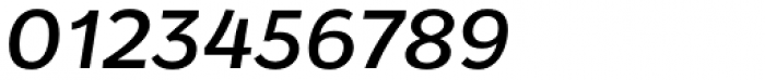 Osnova Pro Medium Italic Font OTHER CHARS