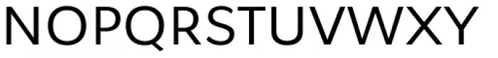 Osnova Pro Font UPPERCASE