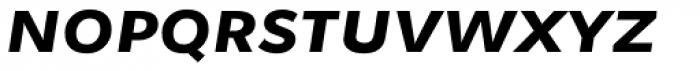 Osnova Small Caps Cyrillic Bold Italic Font LOWERCASE