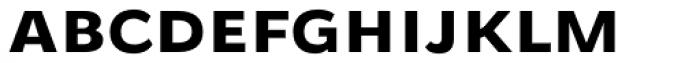 Osnova Small Caps Greek Bold Font LOWERCASE
