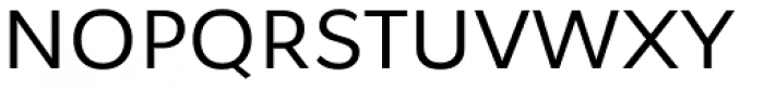 Osnova Std Font UPPERCASE