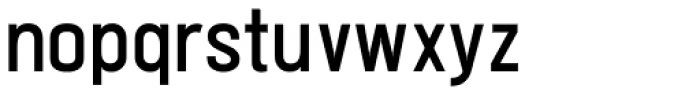 Ostrich Proper Bold Font LOWERCASE