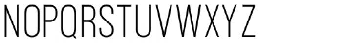 Ostrich Proper Regular Font UPPERCASE