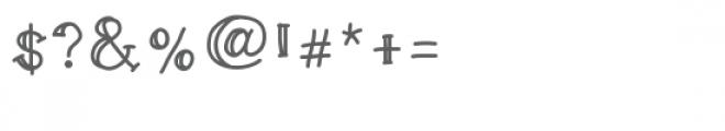 oswald font Font OTHER CHARS