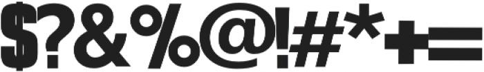 OTTOMAN otf (400) Font OTHER CHARS