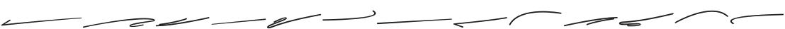 Otella Swash otf (400) Font LOWERCASE