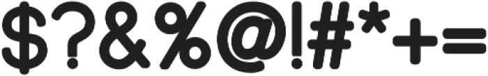 Otto Regular ttf (400) Font OTHER CHARS