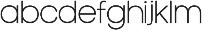 Otto Thin ttf (100) Font LOWERCASE