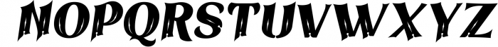 Othelie Font 3 Font UPPERCASE