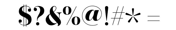 Otama-ep Font OTHER CHARS