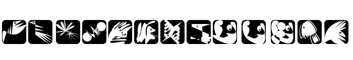 OtherShapes Font UPPERCASE
