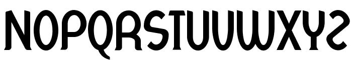 Otrebla Font UPPERCASE