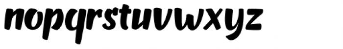 OT Puppy Bold Font LOWERCASE
