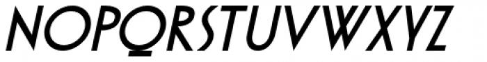 Otago Italic Font UPPERCASE