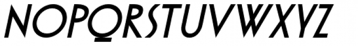 Otago Italic Font LOWERCASE