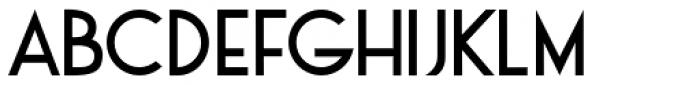 Otago Font LOWERCASE