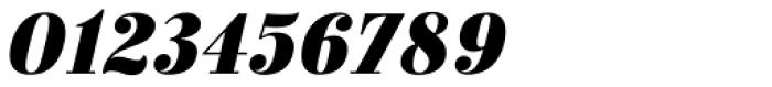 Otama UltraBlack Italic Font OTHER CHARS