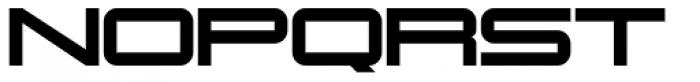 Otomo Font UPPERCASE