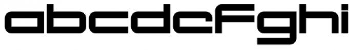 Otomo Font LOWERCASE