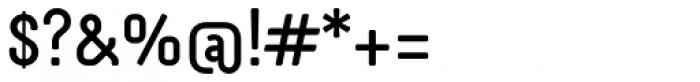 Otsu Sans Medium Font OTHER CHARS