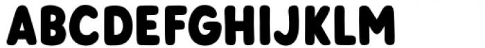 Otter Semi-Bold Font LOWERCASE