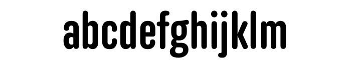 Anchor Medium Font LOWERCASE