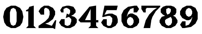 Avara Black Font OTHER CHARS