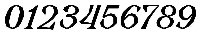 Avara Bold Italic Font OTHER CHARS