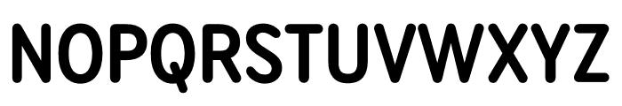 Bryant Compressed Bold Font UPPERCASE