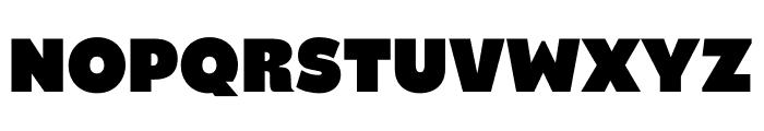 Catalpa Variable Bold Font UPPERCASE