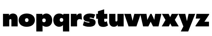 Catalpa Variable Bold Font LOWERCASE