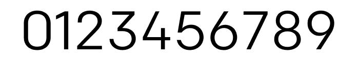 Colfax Regular Font OTHER CHARS