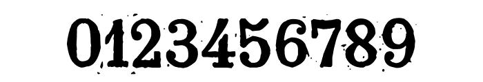 Golden Age Regular Font OTHER CHARS