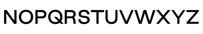 Good Sans Medium Font UPPERCASE