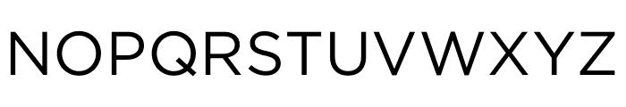Font gotham book