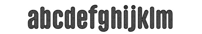 Gothic Lab Tigre Black Font LOWERCASE