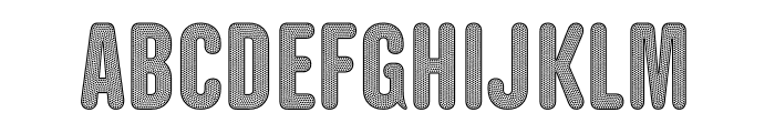Gothic Lab Tigre HD Font UPPERCASE